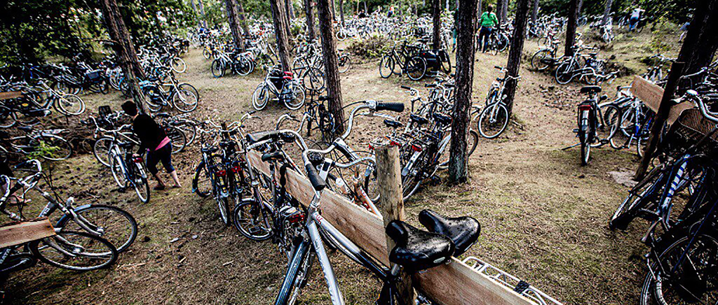 ITGWO fietsverhuur